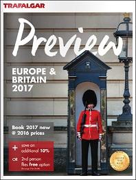 trafalgar europe 2017